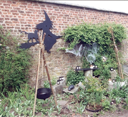 The Witches Garden